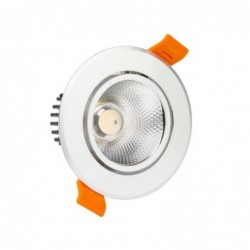 Spot led orientable rond 7W...