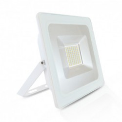 Projecteur Led Plat Blanc -...