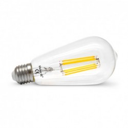 Dimmable - ST64 8 W 2700°K...