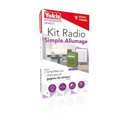 Kit radio simple allumage...