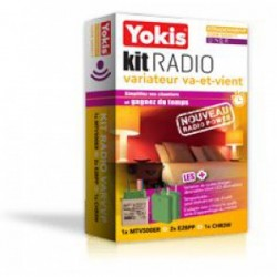 KIT RADIO VARIATION...